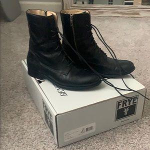 Frye Melissa lace boots - 7.5M